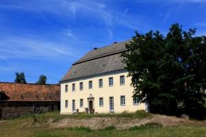 Mahlis, Rittergut