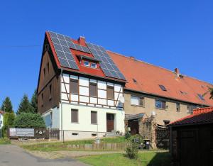 Rittergut Mahlitzsch, Herrenhaus