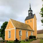 Malkwitz, Ev. Pfarrkirche