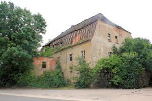 Rittergut Mannschatz, Herrenhaus
