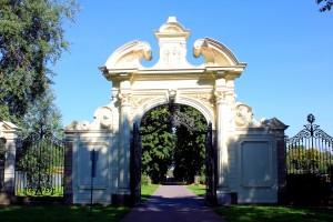 Gautzsch (Markkleeberg), Gutshof (Keescher Park)