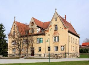 Markröhlitz, Herrenhaus