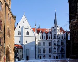 In der Rangliste auf Platz 2: Schloss Albrechtsburg in Meißen