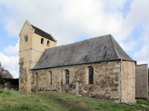 Merkewitz, Ev. Kirche