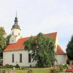 Merkwitz, Ev. Pfarrkirche