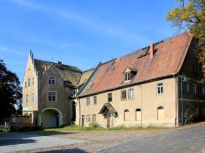 Rittergut Merkwitz, Herrenhaus