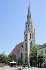 Merseburg, Ev. Stadtkirche St. Maximi