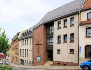 Mittweida, Kirche der Siebenten-Tags-Adventisten (Adventgemeinde)