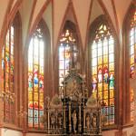 Mittweida, Ev. Stadtkirche St. Marien, Chor