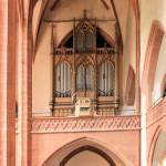 Mittweida, Ev. Stadtkirche St. Marien, Orgel