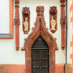 Mittweida, Ev. Stadtkirche St. Marien, Portal