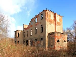 Rittergut Mockau, Herrenhaus