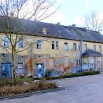 Rittergut Mockau, Wirtschaftsgebäude