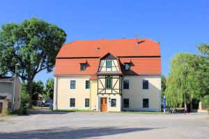 Erbrichtergut Mockrehna, Herrenhaus