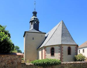 Mockritz, Ev. Pfarrkirche