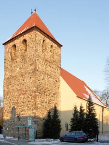 Möckern, Ev. Stadtkirche St. Laurentius