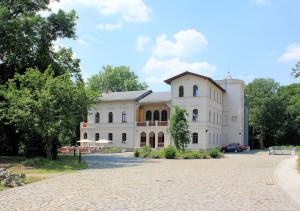 Rittergut Möckern, Herrenhaus