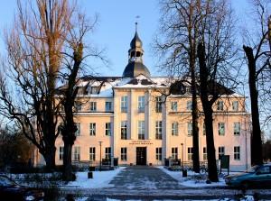 Möckern, Schloss