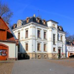 Stadtgut Leipzig-Mölkau, Herrenhaus
