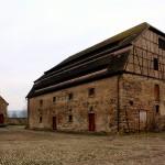 Rittergut Mönchpfiffel, Scheune