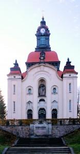 Moritzburg, Ev. Pfarrkirche
