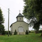 Müdisdorf, Friedhofskapelle