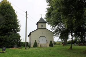 Friedhofskapelle Müdisdorf