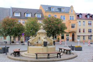 Marktbrunnen Mügeln