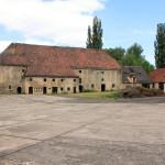 Mügeln, Schloss Ruhetal, Wirtschaftsgebäude