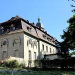 Müglenz, Rittergut