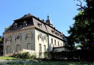Müglenz, Gutshof