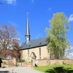 Mühlau, Ev. Pfarrkirche