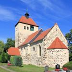 Mühlbeck, Ev. Kirche