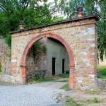 Rittergut Mutzschen, Torbogen