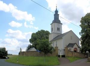 Nauenhain, Ev. Pfarrkirche
