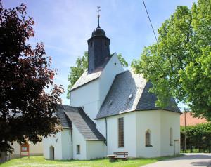 Nauhain, Ev. Pfarrkirche