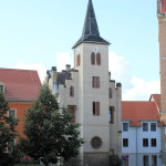Naumburg. ehem. Hospitalkirche St. Jakob