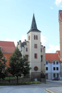 Naumburg. ehem. Hospitalkirche St. Jakob und zum Heiligen Geist