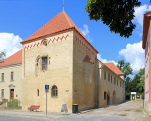 Kapelle der Ägidienkurie Naumburg