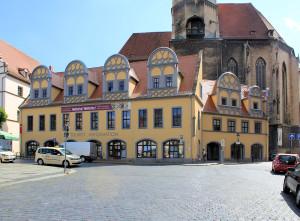 Schlösschen in Naumburg