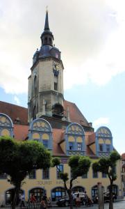 Naumburg, Ev. Stadtkirche St. Wenzel