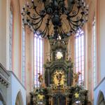 Naumburg, Ev. Stadtkirche St. Wenzel, Altar