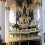 Naumburg, Ev. Stadtkirche St. Wenzel, Orgel
