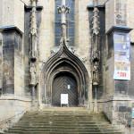 Naumburg, Ev. Stadtkirche St. Wenzel, Portal