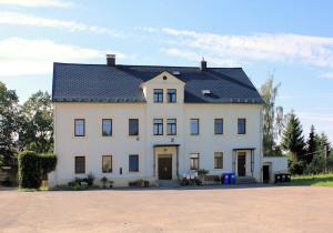 Naundorf, Hennigsches Rittergut (Geheegegut)