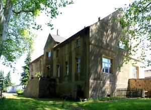 Nehmitz, Herrenhaus