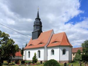 Neiden, Ev. Pfarrkirche