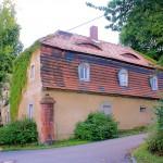 Rittergut Nenkersdorf, Seitengebäude am Herrenhaus