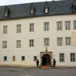 Neuhausen/Erzgebirge, Schloss Purschenstein, Hauptflügel