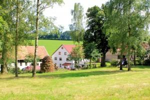 Neundorf, Rittergut